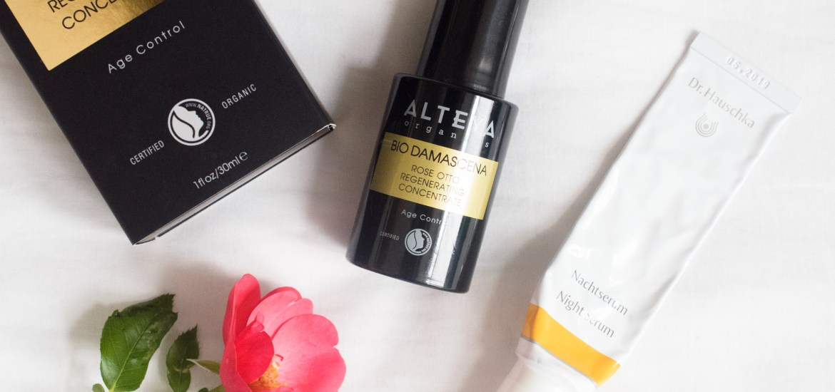 Why I use oil-free night serums