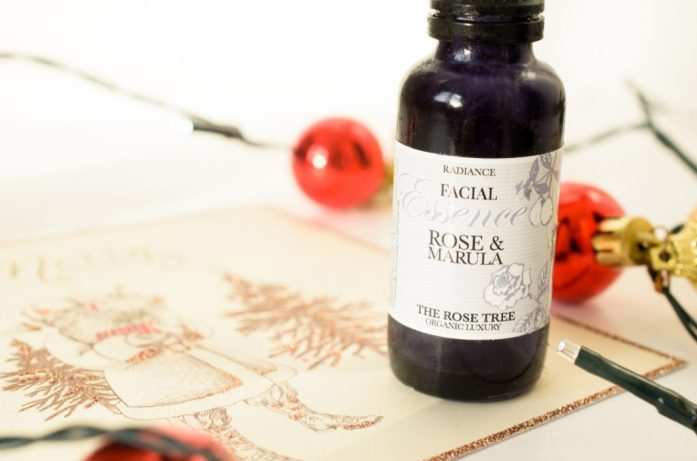 The Rose Tree Radiance Facial Essence