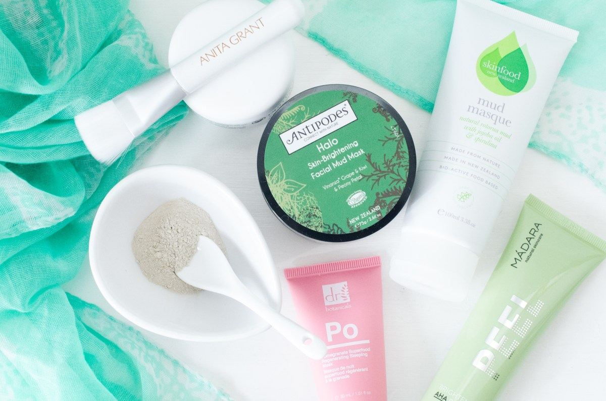 The best organic natural face masks