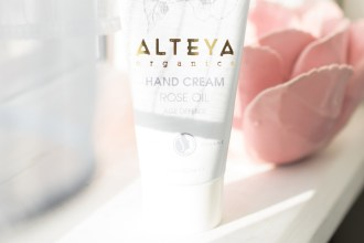Alteya Organics Hand Cream