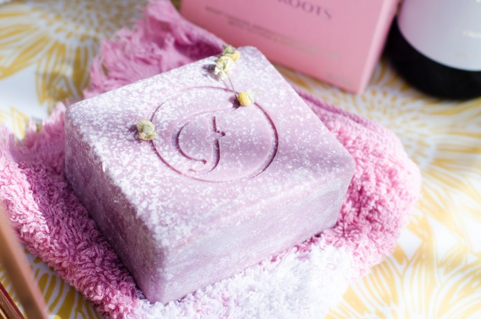 Solid Roots Aromatherapy Soap