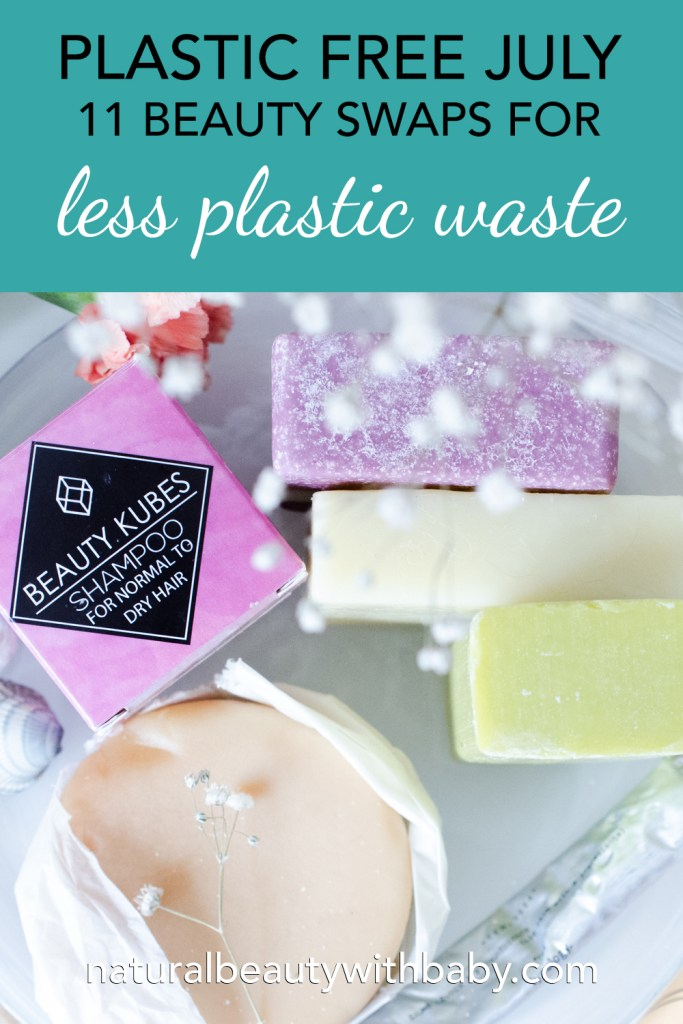 It's plastic free July! Learn why plastic is a problem - and how to spot it, even when it's hidden in beauty products. Plus learn 11 eco-friendly beauty & health swaps you can make during Plastic Free July to reduce plastic waste.
