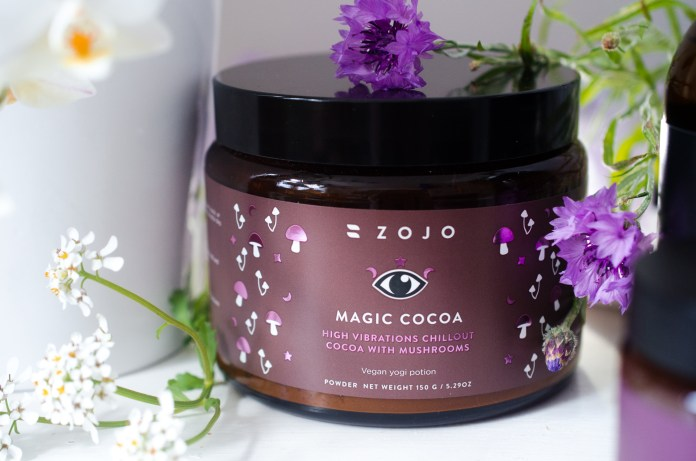 ZOJO Beauty Elixirs Magic Cocoa
