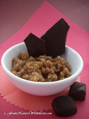 Chocolate Truffle Scrub