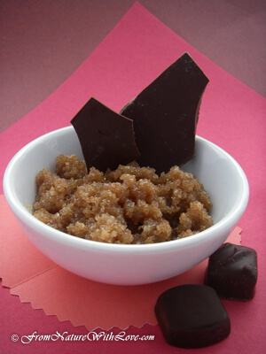 Chocolate Truffle Scrub