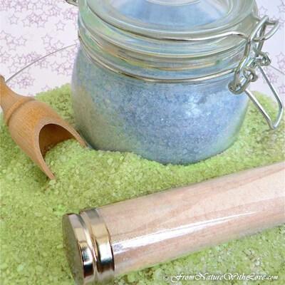 Bath Tub Fairy Dust
