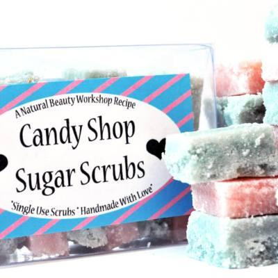 Candy Shop Solid Sugar Scrubs