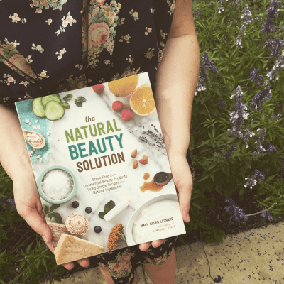 Book Update: The Natural Beauty Solution Comes Out June 30!