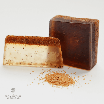 Five New Natural Exfoliants for Soaps and Scrubs