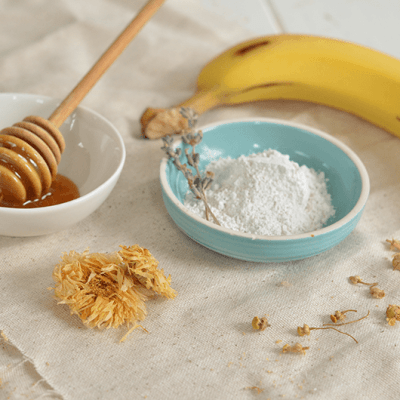 Manuka Honey & Banana Facial Mask