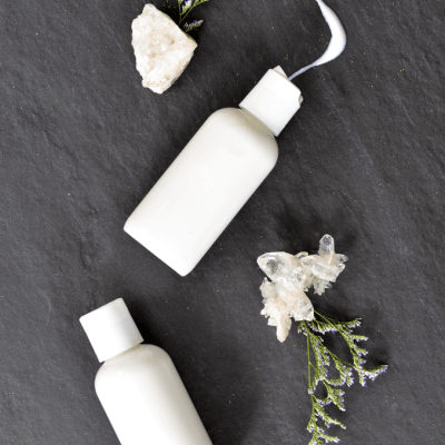 Five Minute Magnesium Body Lotion
