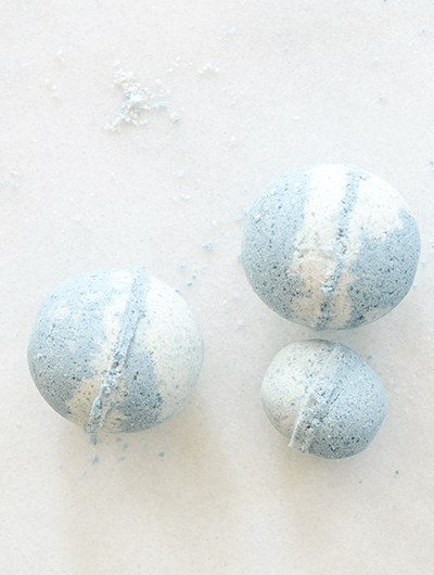 Magnesium Bath Bombs