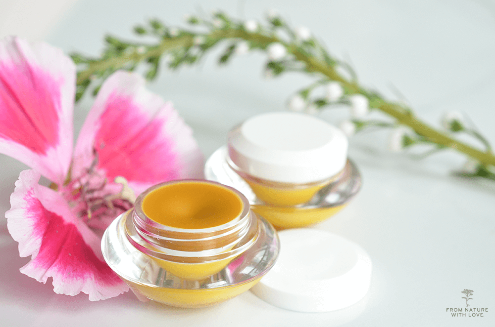 Make your own Forest Flower Solid Perfume - a deep, musky blend of floral jasmine and woods