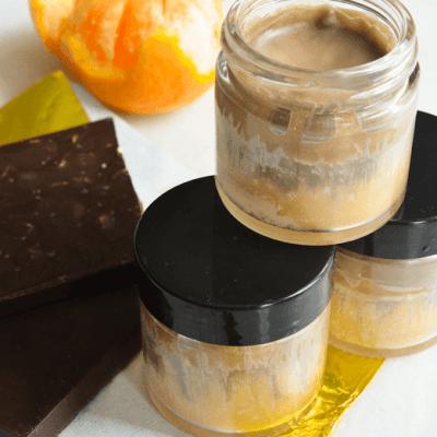 Orange Cocoa Lip Butter