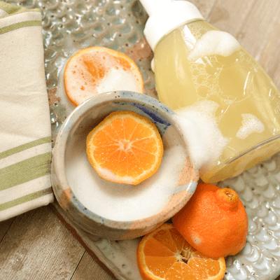 Citrus Mint Foaming Hand Soap