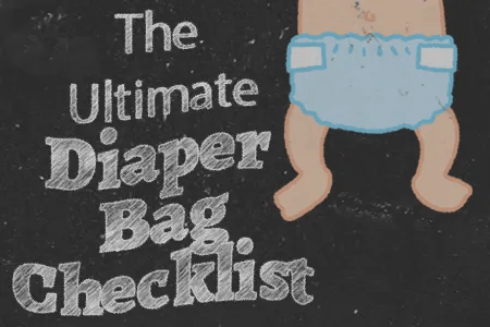 Ultimate Diaper Bag Checklist