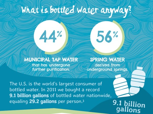Great Reasons To Stop Buying Disposable Water Bottles Today Winfographic