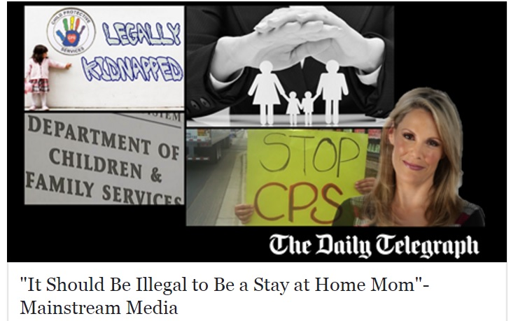illegal stay at home mom