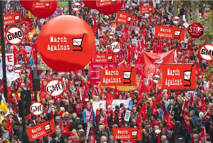 """The 2017 """"March Against Monsanto"""" May 20, 2017"""
