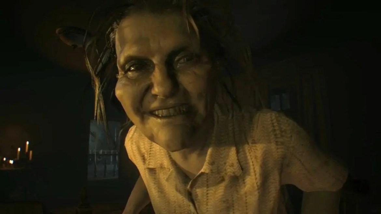 Resident Evil mamma