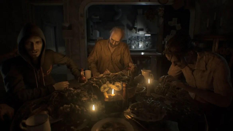 Resident Evil family
