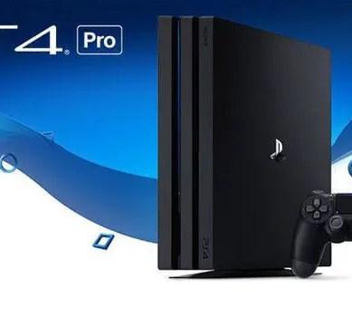 Sony: super offerta per portarsi a casa una Ps4 Pro