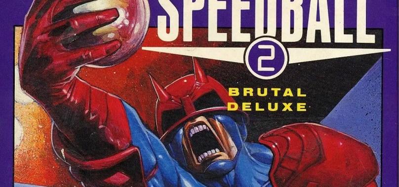 Retrogame History: Speedball 2 Brutal Deluxe