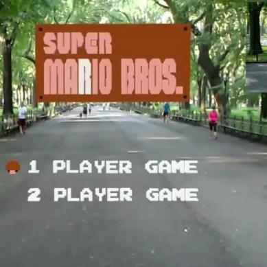 Super Mario Bros in Realtà Aumentata? Provato!