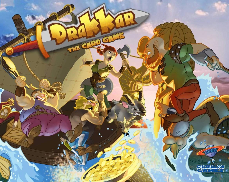 Drakkar - The Card Game