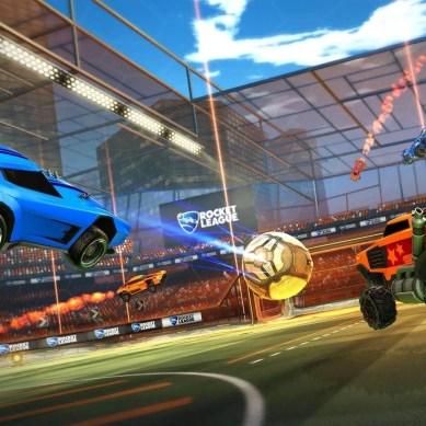 Rocket League su Switch mette il turbo online