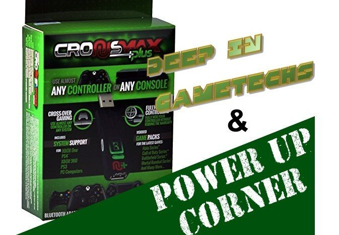 Power Up Corner & D.I.G. – CronusMAX Plus