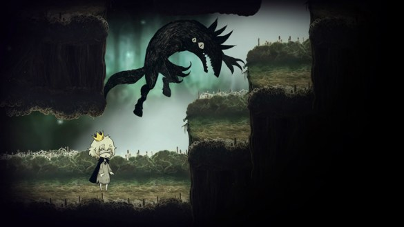 The Liar Princess and the Blind Prince - Bestia