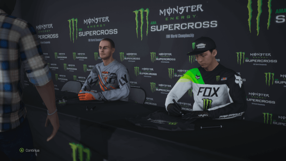 Monster Energy Supercross 2