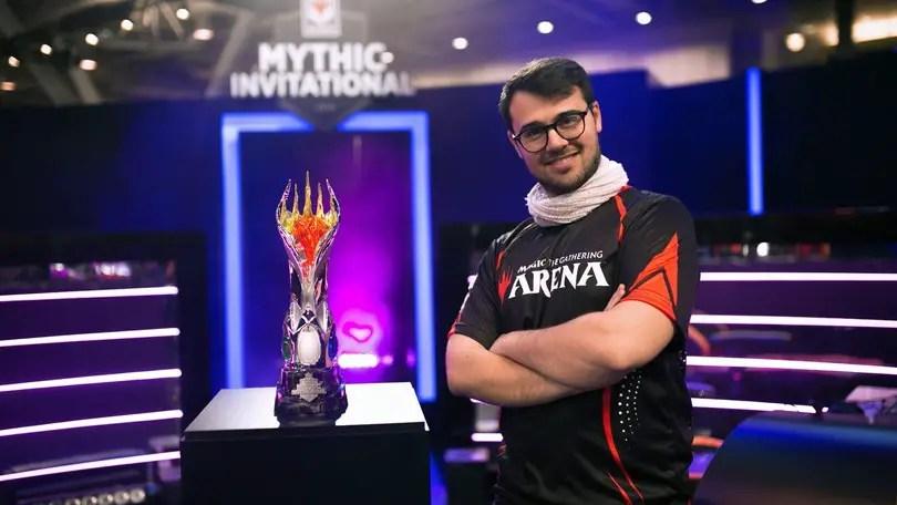 Andrea Mengucci vince il primo Mythic Invitational di Mtg Arena!