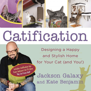 Catification: a beautiful visual, how-to book on feline-friendly design