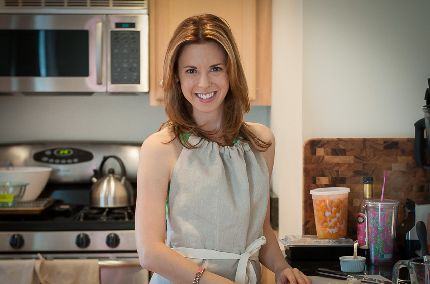Chef Tessa of Natural Comfort Kitchen