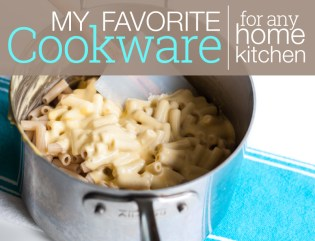 The best home cookware