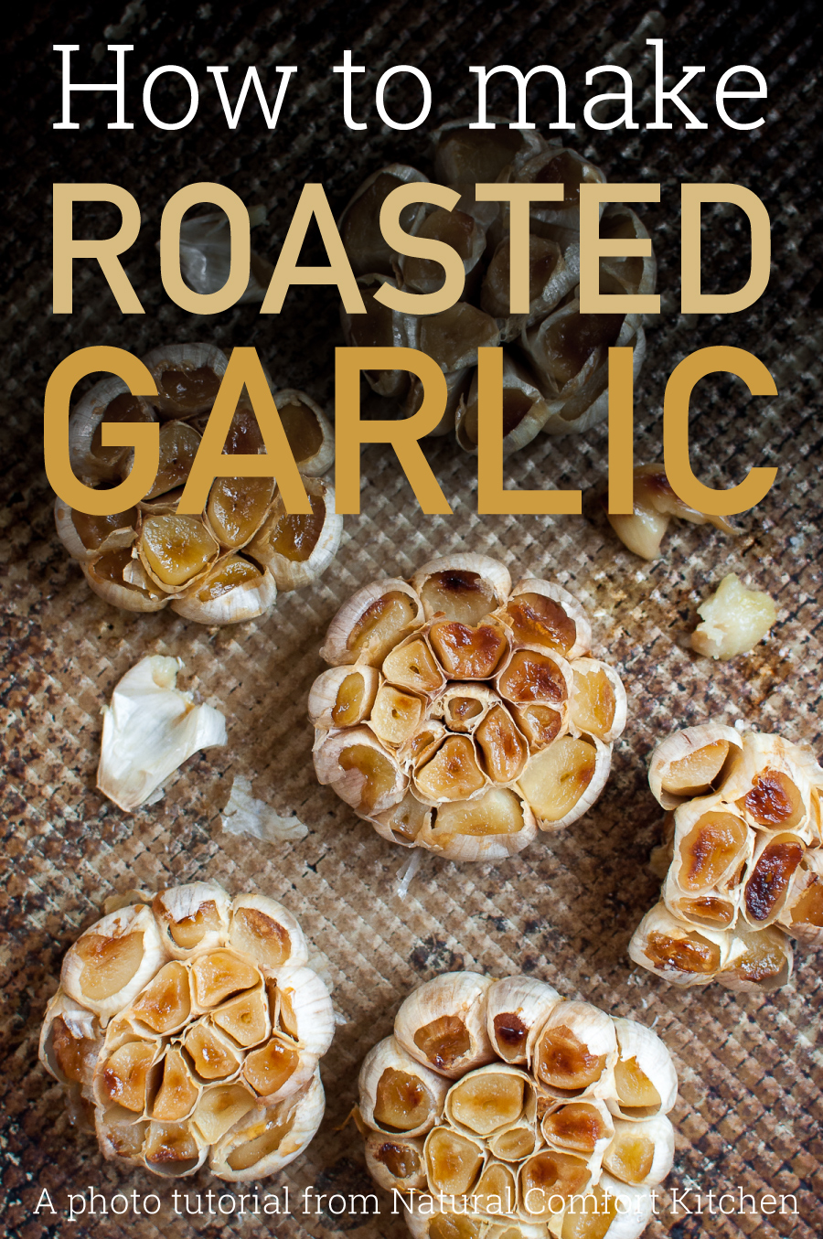 Roasted garlic is a flavor powerhouse that you can add to SO many different dishes!