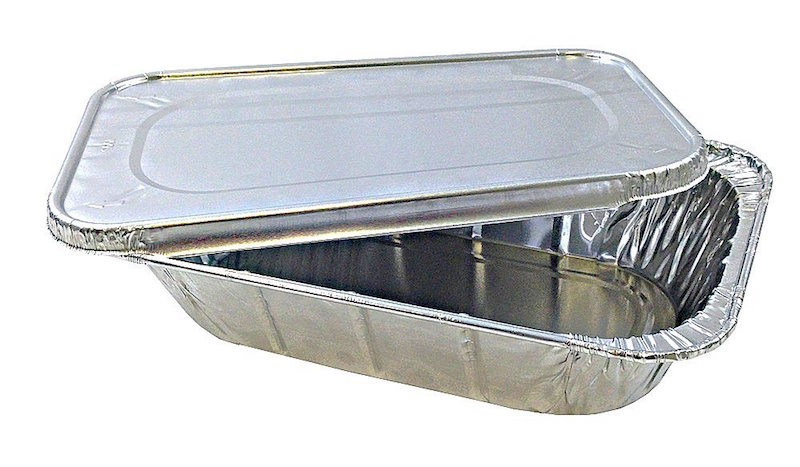 My favorite foil pans for freezer cooking
