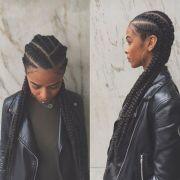 cornrow hairstyles 2018 natural