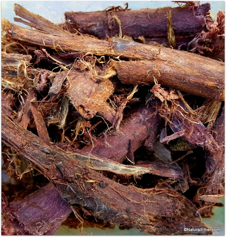 Mimosa Wood Bark