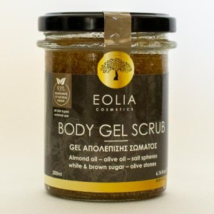 body gel scrub