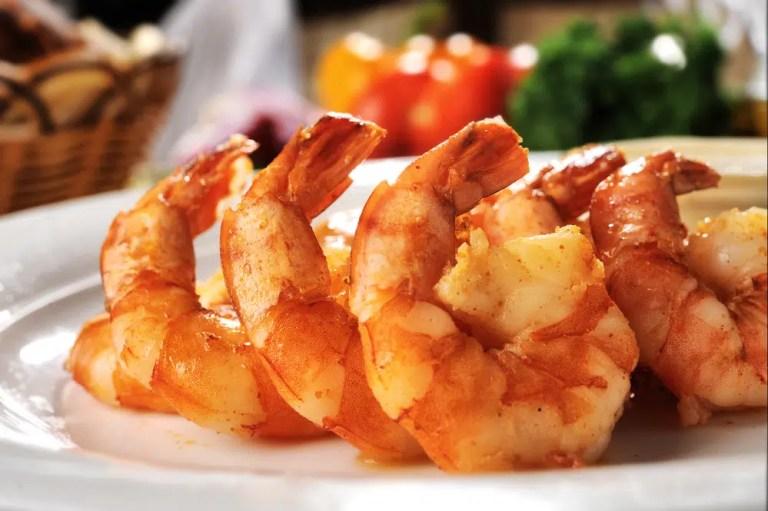 Shrimp health benefits