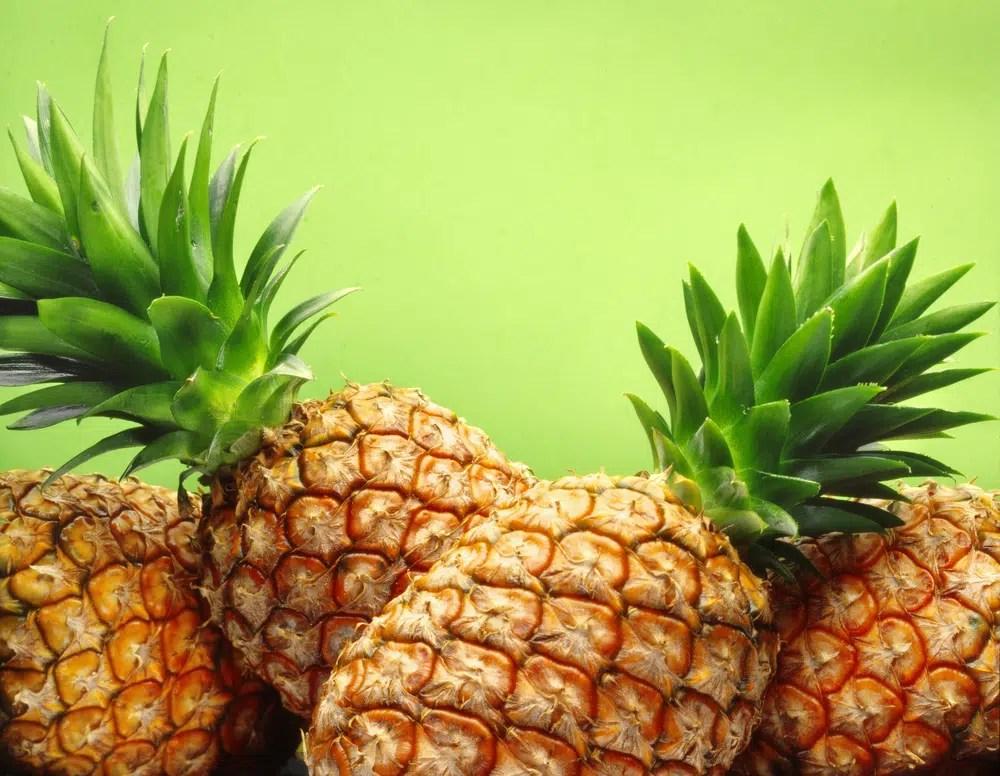 Benefícios para a saúde dos abacaxis