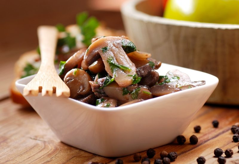 Mushrooms health benefits