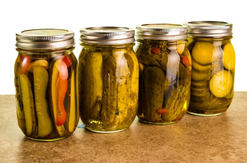 Pickles health benefits