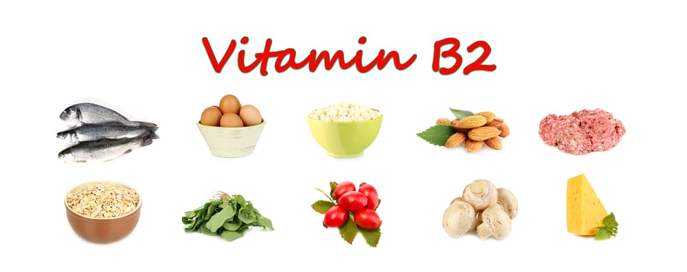11 Impressive Benefits of Vitamin B2 (Riboflavin) - Natural Food Series