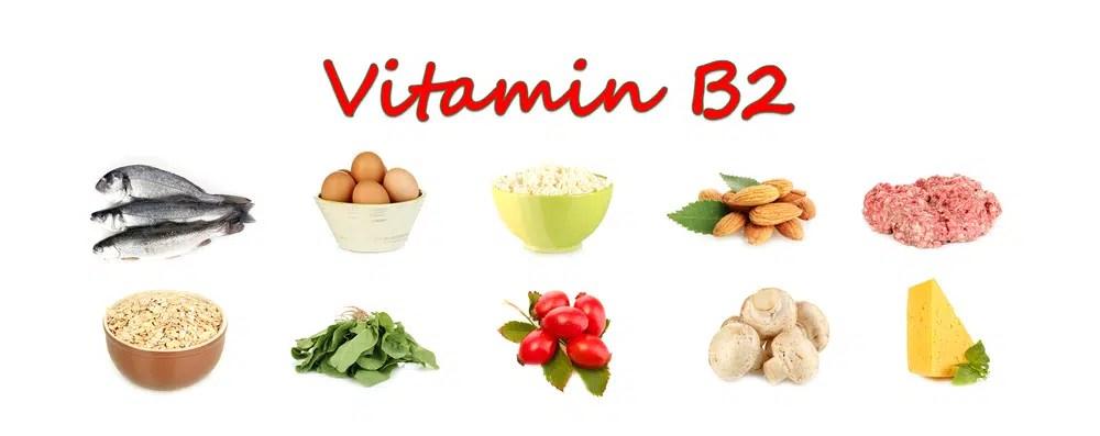 Benefícios para a saúde da vitamina B2 (Riboflavina)