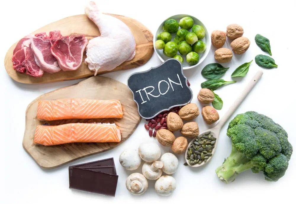 Benefícios para saúde impressionantes do ferro