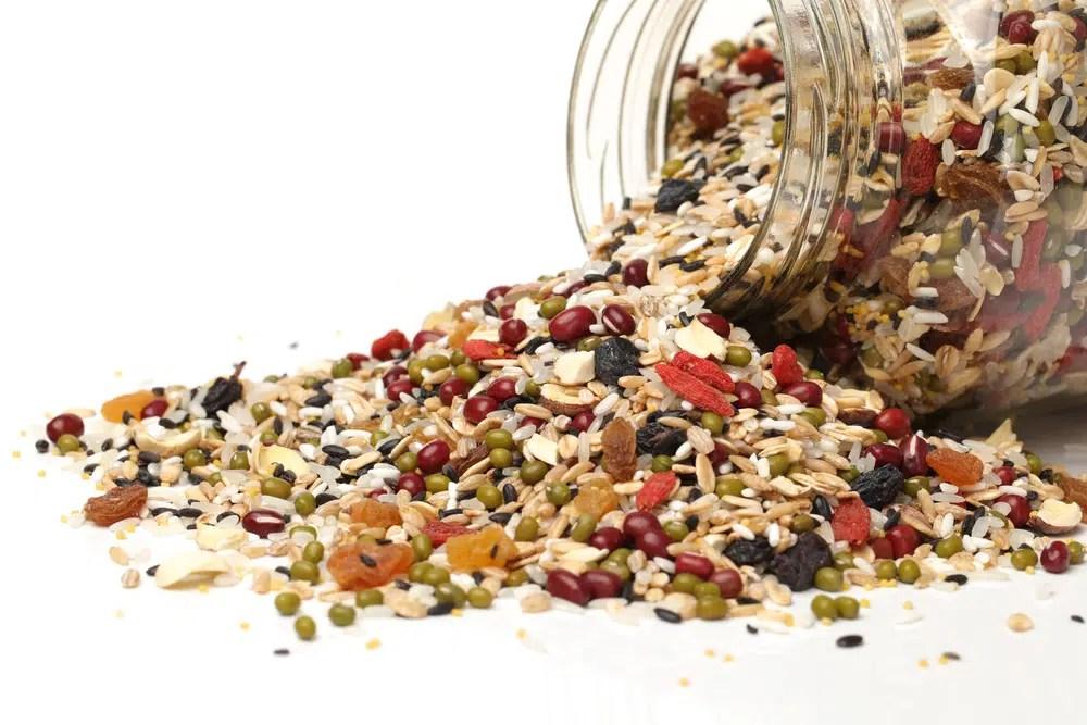 Benefícios surpreendentes para a saúde de grãos inteiros